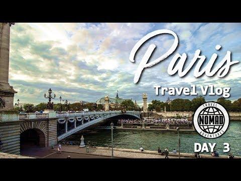 3 Day Visit PARIS, FRANCE Travel Vlog Guide | DAY THREE