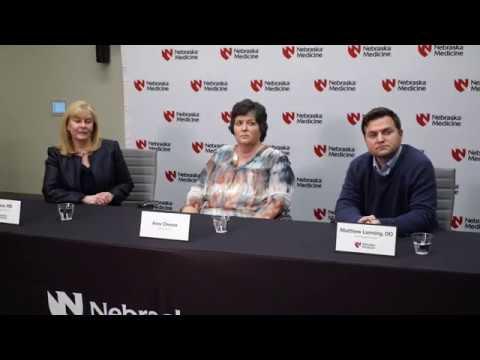 CAR T-cell Therapy Press Conference - Nebraska Medicine