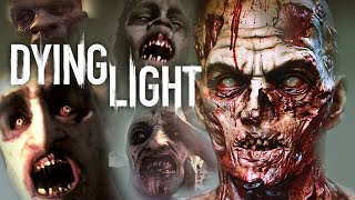 Dying Light - Gameplay - ZOMBIE PARKOUR INSANITY!