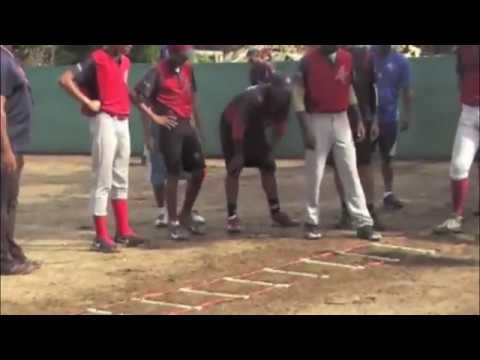 Baseball Training and Conditioning in Dominican Republic