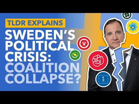 Sweden's Coalition Collapse: The Political Crisis Explained - TLDR News