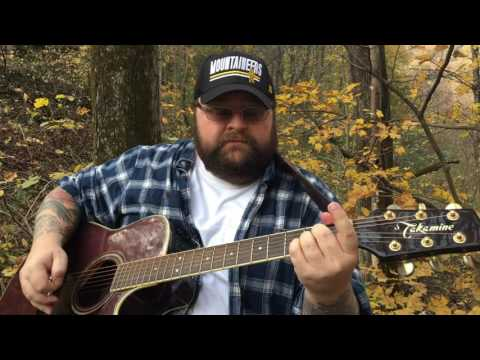 Jason O'Brien (Almost Heaven) my tribute song to West Virginia
