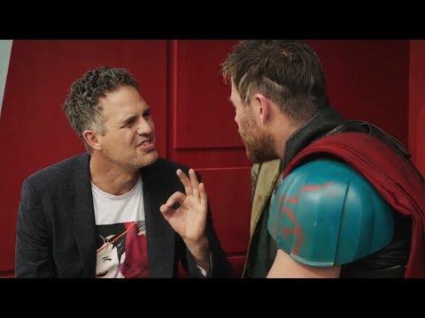 Thor Ragnarok : Thor Chooses Between Hulk Or Banner Scene | Marvel Thor Ragnarok 2017