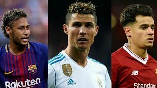 Famous football players last goals for their Team.