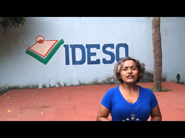 Presidente Aurineuda apresenta IDESQ para o Prêmio Acolher 2018