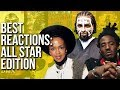 KANYE WEST, TECH N9NE, MOZZY & BEST REACTIONS (ALL STAR EDITION)