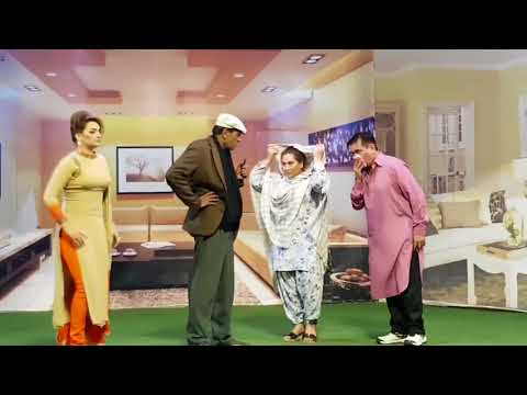 "Nasir Chinyoti ""Chan from Chiniot ""- Super Hit Stage Play"