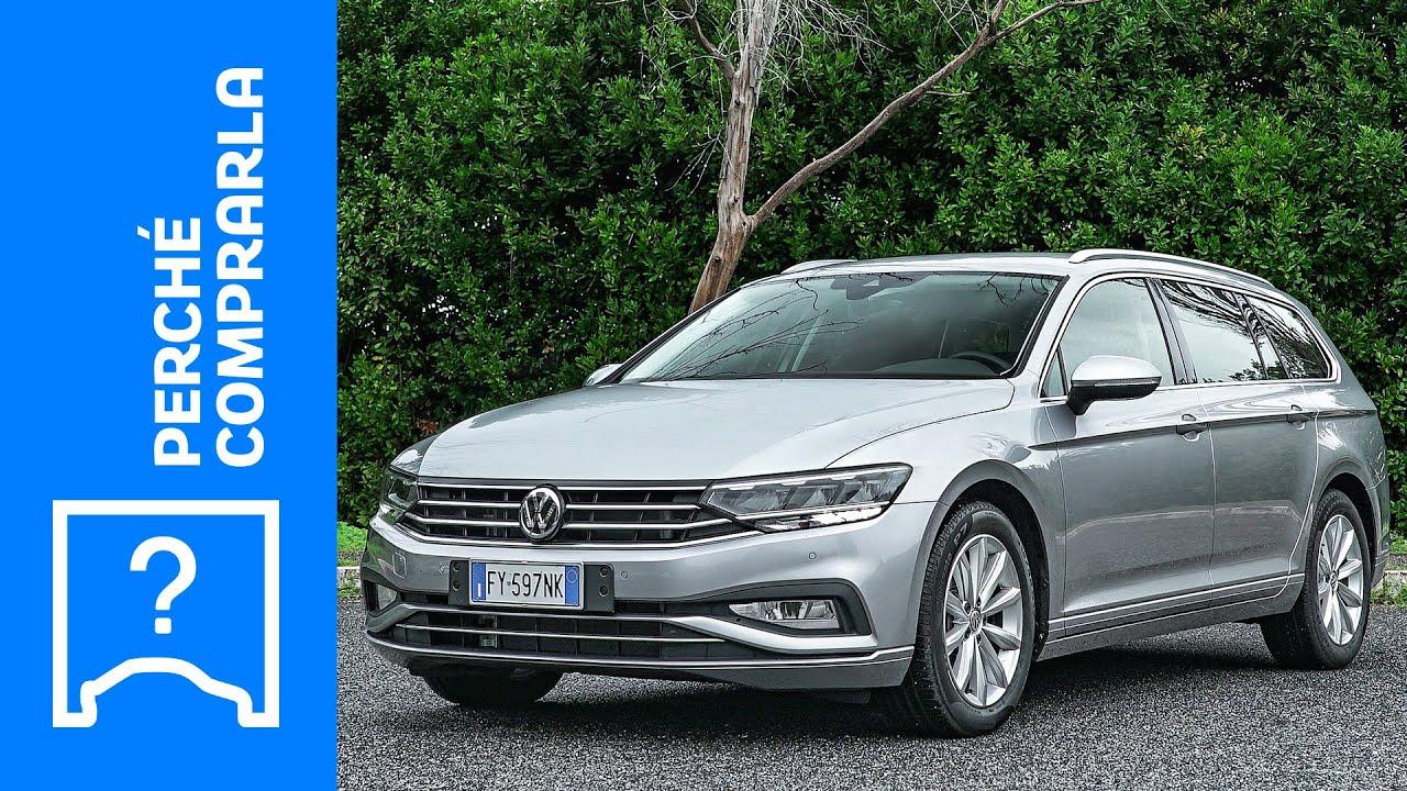 Download Volkswagen Passat Variant (2020) | Perché Comprarla... e perché no