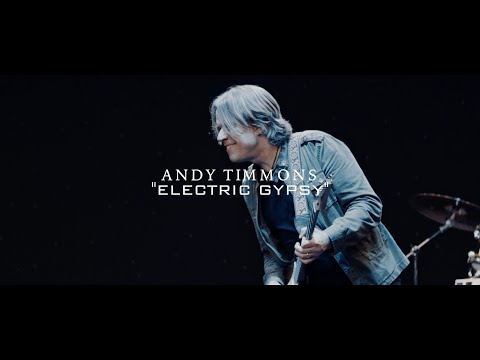 Andy Timmons - Electric Gypsy Live(IBANEZ 2018 CLINIC TOUR CHINA,TIANJIN)