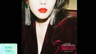 Hyomin - Allure (Chinese Version)