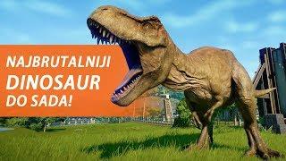 NAPRAVIO SAM T-REX ČUDOVIŠTE - Jurassic World Evolution (EP10)
