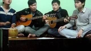 BAI THANH CA BUON GUITAR (FULL) BY BỐN THẰNG BẠN ^^
