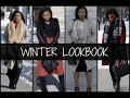 WINTER 2018 LOOKBOOK | CLASSY/MODEST OUTFITS