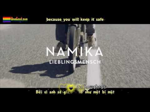 [One Gay Love] (Vietsub+Karaoke+Engsub) Namika - Lieblingsmensch