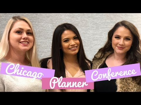 Chicago Planner Conference w/ Belinda Selene | Jessica Sanchez