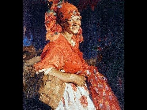 Abram Arkhipov (1862 - 1930) ✽ Russian artist