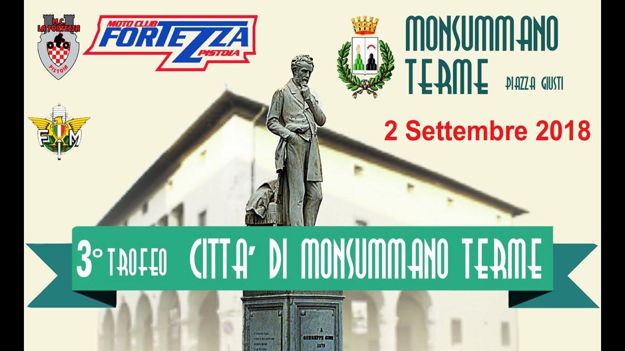 MOTORADUNO -3°Trofeo Città di Monsummano 2-9-2018 (Moto Club La Fortezza) Gianni Venturi
