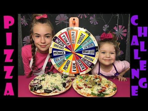 Pizza Challenge i Točak Sreće!