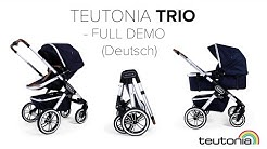 Teutonia TRIO - FULL DEMO (Deutsch)