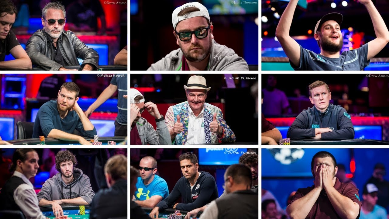 Wsop 2021 Main Event Final Table