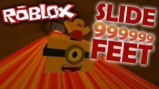 Slide Down 9999 Feet In Roblox