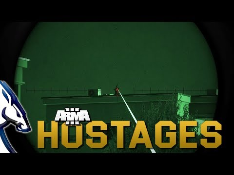 ARMA III: Hostage Rescue