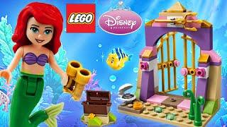 LEGO [41050] Pequena Sereia: Montando Princesa que Espeta as Piriguetes! Ft. Karolzinha