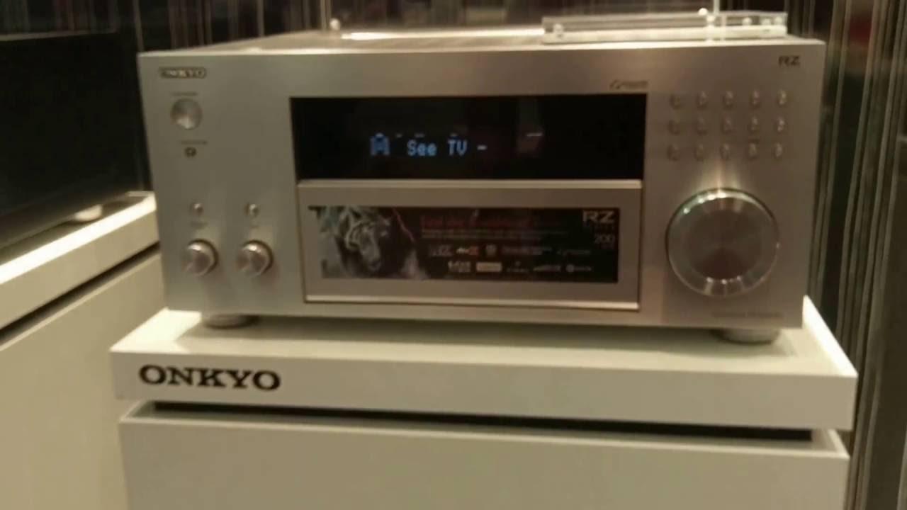 AV Onkyo TX-RZ3100 Silver