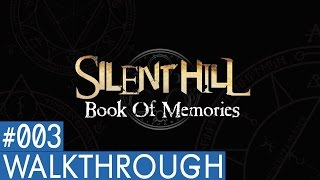 Silent Hill: Book of Memories PS Vita Walkthrough Part 3 (Zone 3, Fire World)