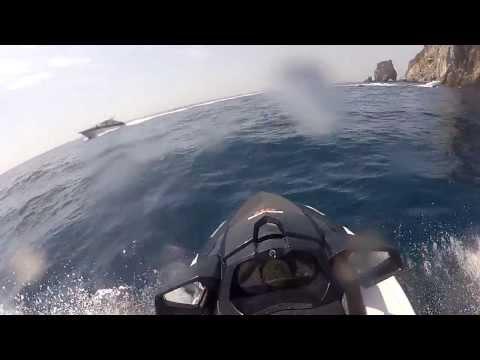 Sea Doo high speed