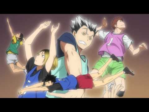 Haikyuu!! S2 - Level UP (Summer Camp)