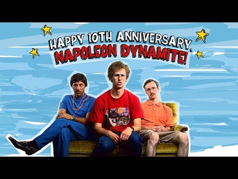 Napoleon Dynamite 10th Anniversary: Official Soundtrack Preview