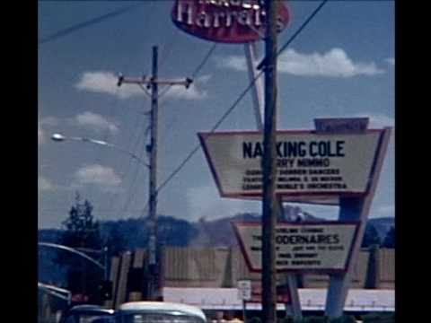 1960s (early) Lake Tahoe, Stateline Nevada, Casinos