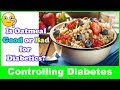 Is Oatmeal Good or Bad for Diabetics? 🔹controlling diabetes