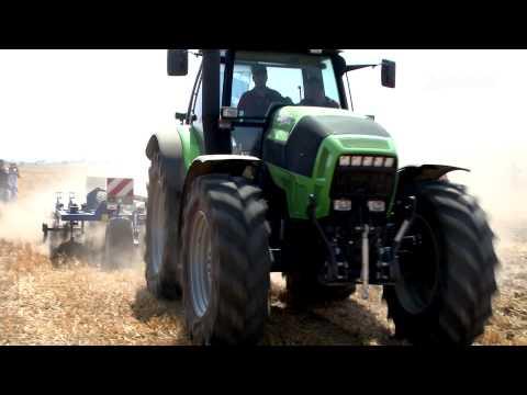 Agrofarm G 115 - ТРАКТОРЫ. - DEUTZ-FAHR