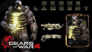 """Gears of War 4 l 1ra. Partida debut Locust Lambent l RDLC l """" Camino de Camper """" l 1080p Hd"""