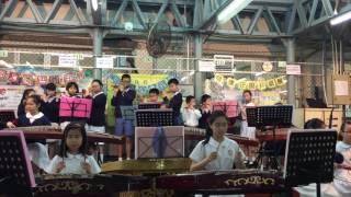保良局莊啟程第二小學-中樂團表演
