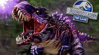UNLOCKING THE GODZILLA REX OMEGA 09!!!   Jurassic World - The Game - Ep473 HD