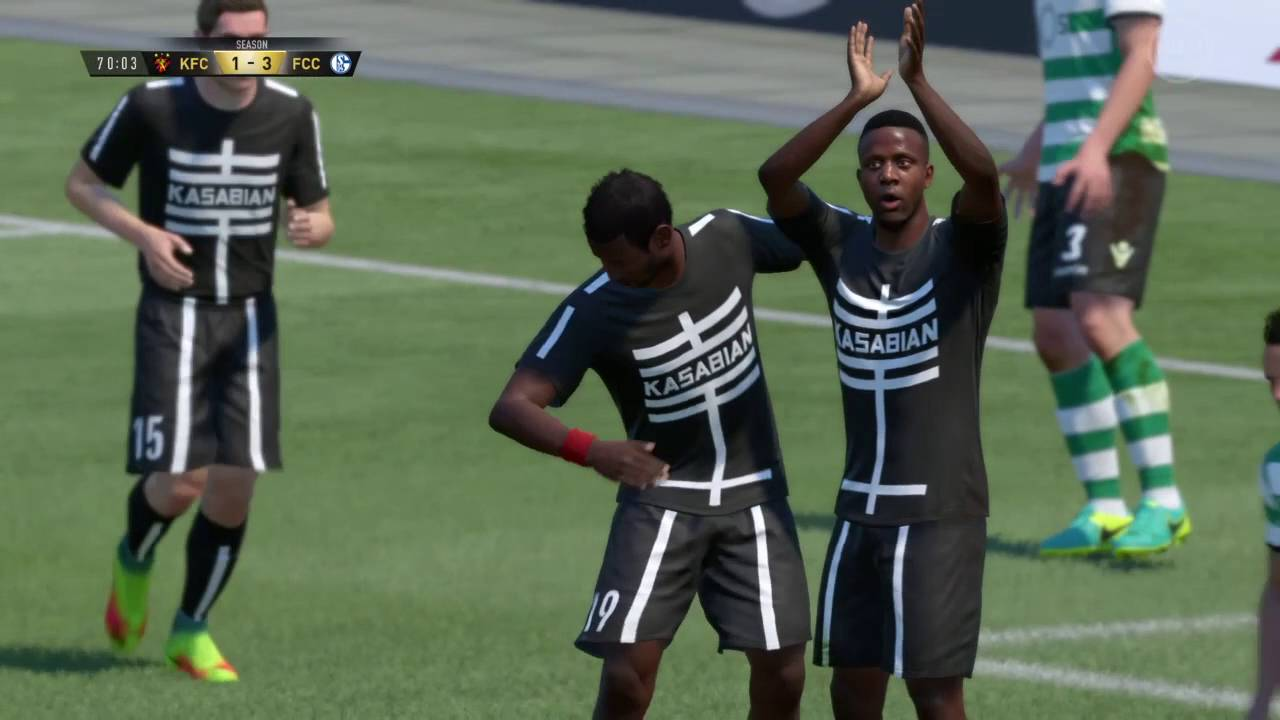 Download Mame Diouf with the Fifa 17 Goal of the Season