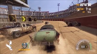 FlatOut 4: Total Insanity Gameplay (PS4 Pro HD) [1080p60FPS]