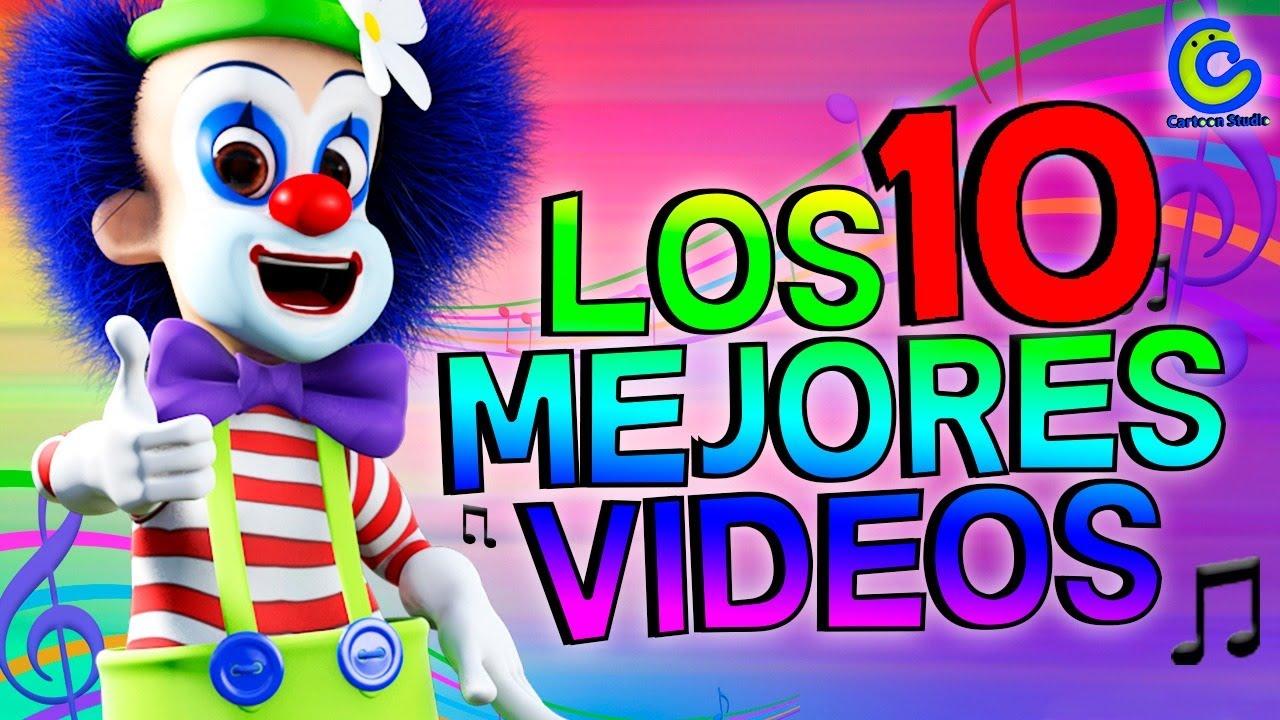 Vídeos Infantiles Para Niños Canciones Infantiles Para Niños Música Para Niños Vídeos Para Niños Youtube