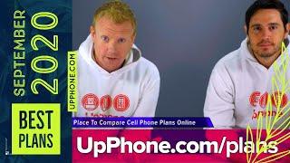 Best Cell Phone Plans [September 2020]