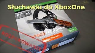 Słuchawki dedykowane do XboxOne