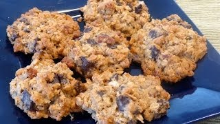 Gluten Free Oatmeal Chocolate Chip Cookies - Perfect Cookie