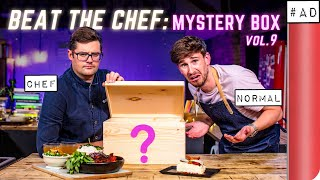 BEAT THE CHEF: MYSTERY BOX CHALLENGE  Vol. 9