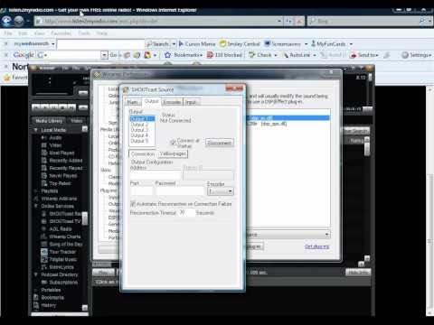 How to create your own internet radio station 2