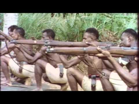 Ioma Patrol Post Northern Province Papua New guinea Circa 1963 Part 4