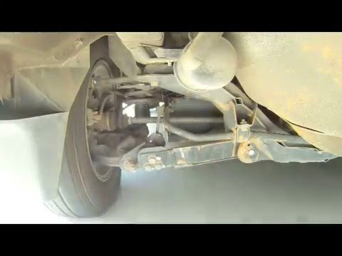 Gopro Honda Cr V Suspension Youtube