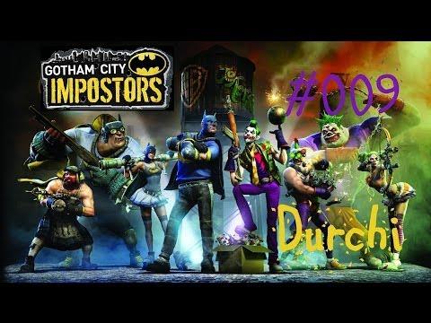 Let's Play Gotham City Impostors Folge #009 Treppenschlacht in der Anstalt (Durchi) [HD]