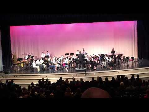 Wasatch Junior High School Cadet Band & Eagle Ridge